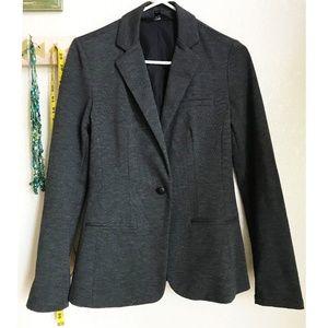Mossimo Grey Blazer